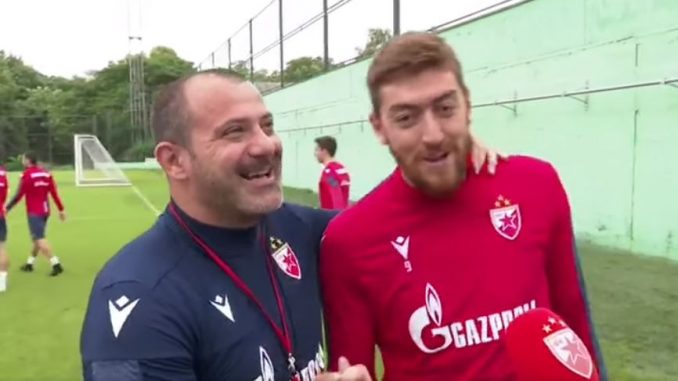 Stanković: Crvena zvezda zasluženo osvojila titulu 3