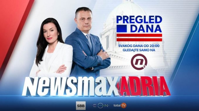Newsmax Adria - novi projekat United Media 4