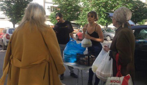 Solidarna kuhinja - spas za beskućnike tokom vanrednog stanja 6