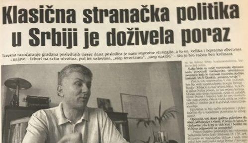 Šta je govorio Đinđić pre 20 godina: Najgore za režim je da ga ignorišemo 1