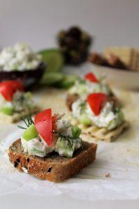 Recept nedelje: Salata ili namaz sa krastavcima 3