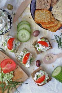Recept nedelje: Salata ili namaz sa krastavcima 2
