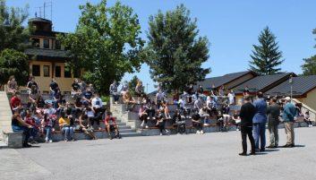 Šarčević na otvaranju Petnice: Najbolje mesto da mladi započnu put u nauku (FOTO) 5