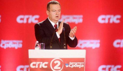 Na skupu koalicije SPS - JS Dačić Kruševljanima poručio da ih voli 11