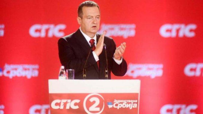 Koalicija SPS-JS zadovoljna još boljim rezultatom na ponovljenim izborima 2