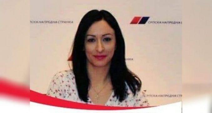 Jeleni Žarić Kovačević nagrada za najaktivniju poslanicu sa jugoistoka Srbije 2