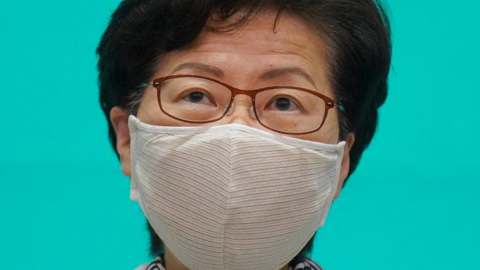 Liderka Hongkonga želi da opozicija ne stigmatizuje novi zakon o nacionalnoj bezbednosti 4