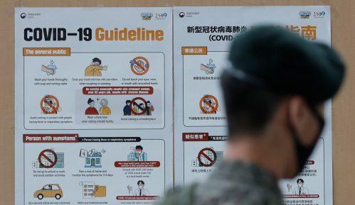 Stalan rast zaraze korona virusom u Južnoj Koreji 3