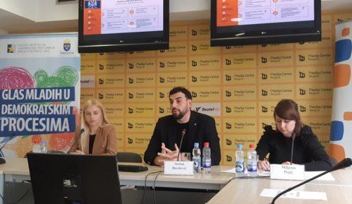 KOMS: SNS se u kampanji dvostruko više obraćao mladima od stranaka u bojkotu 14