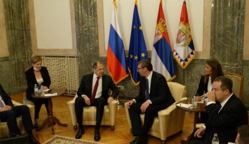 Vučić posle razgovora s Lavrovom dodatno zabrinut zbog ideja o rešenju kosovske krize 4