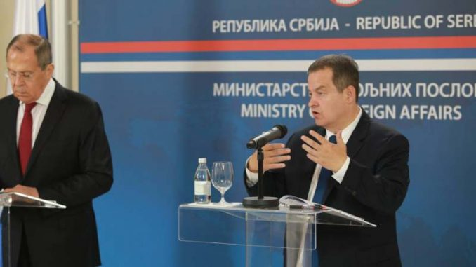 Lavrov i Dačić: Rusija i Srbija će se i dalje međusobno podržavati u međunarodnoj areni 2
