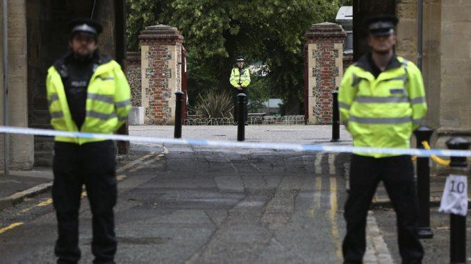 Britanska policija: Incident u Ridingu bio teroristički napad 2