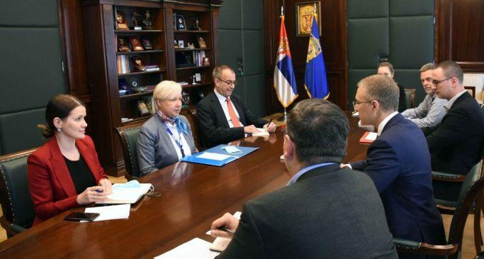 Stefanović zahvalio ODIHR na posmatranju izbornog procesa 4