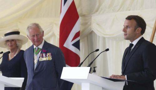 Makron u Londonu na obeležavanju 80 godina od De Golovog poziva 12