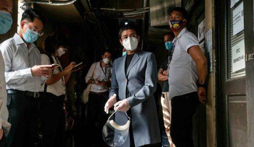 Filipinska novinarka zbog klevete osuđena na zatvor 23