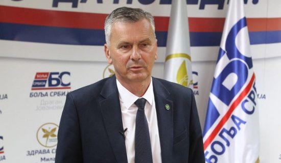 Stamatović: Izborni postupak se može kontrolisati ako ima volje 1