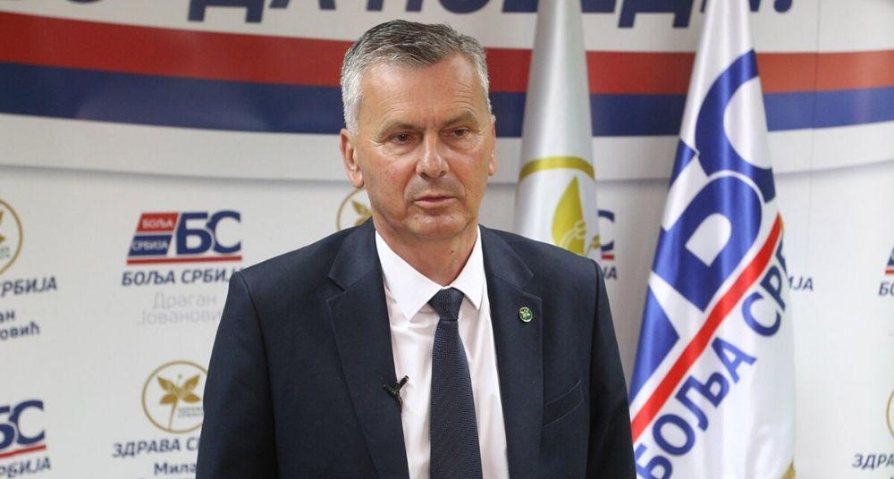 Milan Stamatović ponovo izabran za predsednika opštine 1