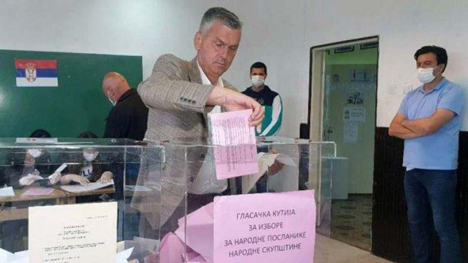 Čajetina: Ubedljiva pobeda koalicije oko Zdrave Srbije 3