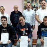 Troje stipendista Mlekarske škole u Pirotu dobili zaposlenje posle mature 8