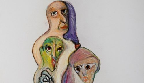 ULUS: Izložba crteža Momčila Mome Antonovića 7