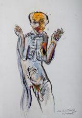 ULUS: Izložba crteža Momčila Mome Antonovića 4
