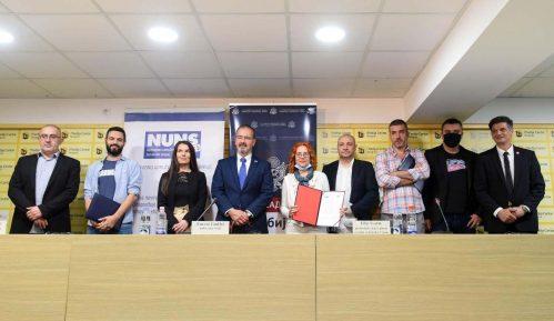 """Novinarima NIN-a, N1 i BIRN-a nagrada """"Dejan Anastasijević"""" 7"""