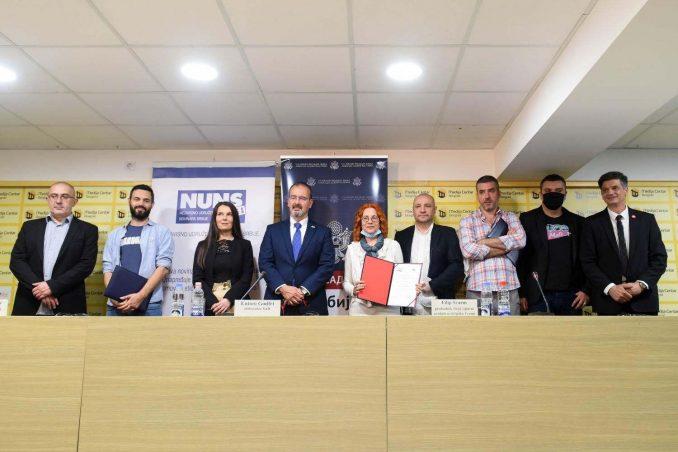 """Novinarima NIN-a, N1 i BIRN-a nagrada """"Dejan Anastasijević"""" 2"""