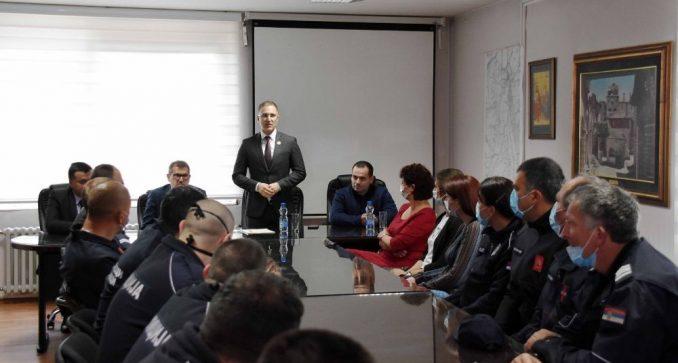Stefanović: Imamo manje migranata u Obrenovcu, građani su bezbedni 4