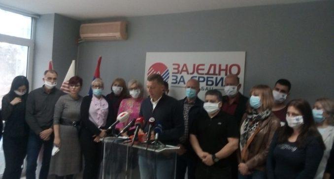 """Lista """"Nebojša Zelenović - Šabac je naš"""" traži ponavljanje izbora 4"""
