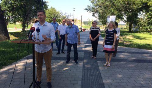 Zelenović: Ponavljanje izbora vrh ledenog brega neregularnosti 7