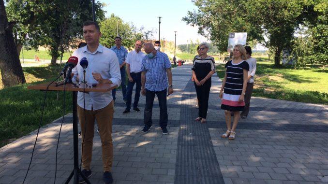 Zelenović: Ponavljanje izbora vrh ledenog brega neregularnosti 1