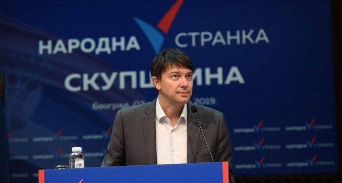 """Jovanović: Cilj """"faličnih izbora"""" je učvršćivanje postojećeg režima 3"""