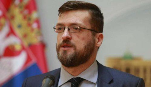 """Nogo: U subotu ispred Skupštine """"izbori za narodne poslanike"""" i ulazak u zgradu 4"""