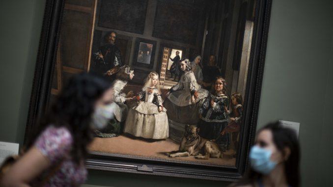 U Madridu danas ponovo otvoren muzej Prado 2