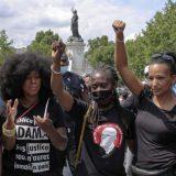 Novi protest u Parizu protiv obavezne kovid-propusnice 11