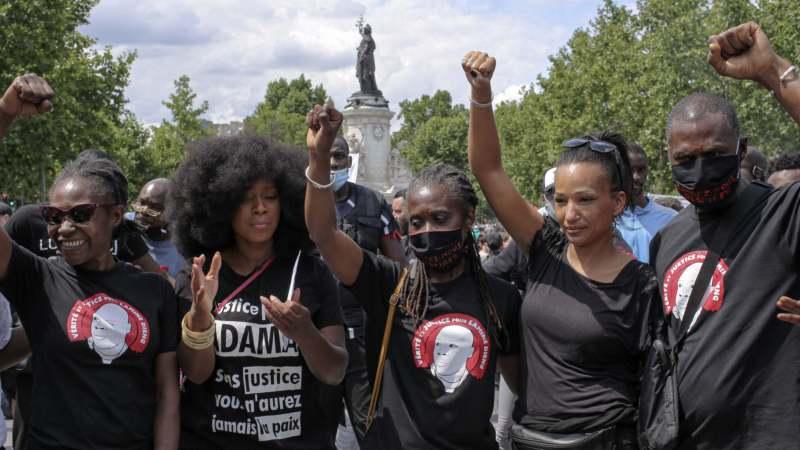 Novi protest u Parizu protiv obavezne kovid-propusnice 1