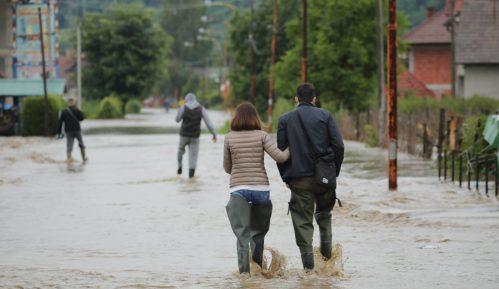 Vojska Srbija pomaže opštinama pogođenim poplavama 7