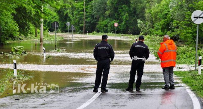 """""""Astra enerdži"""" demantuje da je otvaranje brane na mini-hidrolektrani na reci Mlavi uzrok poplava 1"""