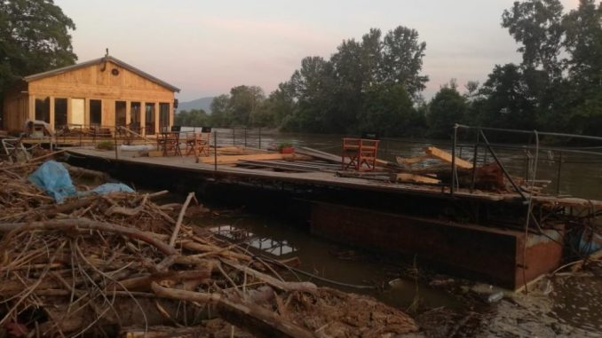 Počelo prijavljivanje šteta od poplava na stambenim objektima u Kraljevu 3