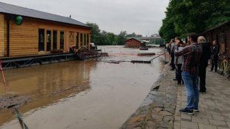 Zbog poplava vanredno stanje u Ivanjici, u 14 opština vanredna situacija (FOTO, VIDEO) 17
