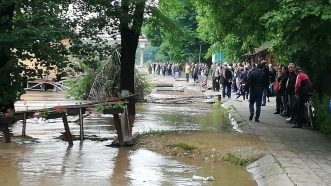Zbog poplava vanredno stanje u Ivanjici, u 14 opština vanredna situacija (FOTO, VIDEO) 11