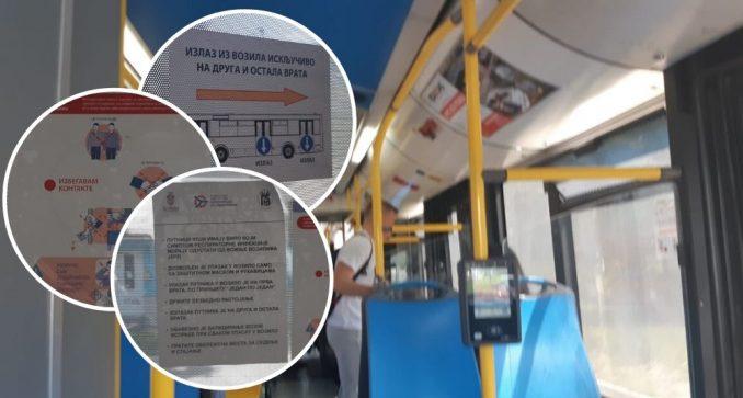 """Putnici GSP: Ovo nije autobus - """"vozimo se u TA peći"""" 1"""