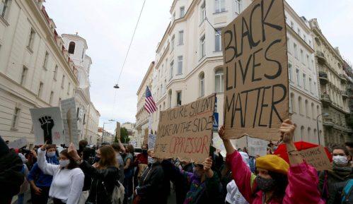 U Beču održan drugi protest protiv rasizma 11