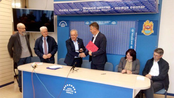 Potpisan protokol o saradnji Grada Pirota i SANU 4