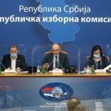 RIK odbacila prigovore birača na rešenje o nastavku sprovođenja izbornih radnji 10