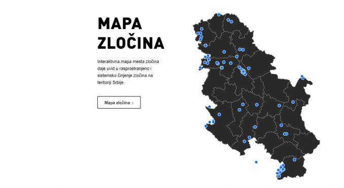 Edukativna platforma o ratnim zločinima - ratusrbiji.rs 2