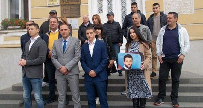 SPAS predao listu kandidata za odbornike u Užicu 2