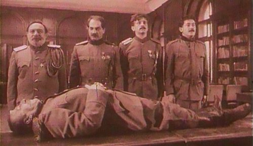 "Film ""Prerana i iznenadna smrt pukovnika K.K."" iz 1987. na Jutjub kanalu FCS-a 15"