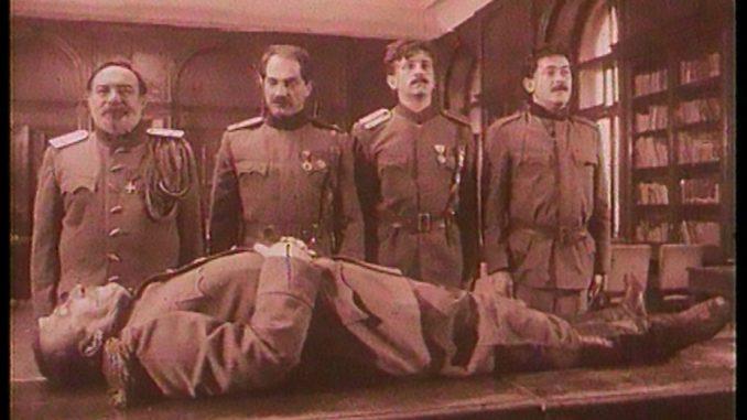 "Film ""Prerana i iznenadna smrt pukovnika K.K."" iz 1987. na Jutjub kanalu FCS-a 4"