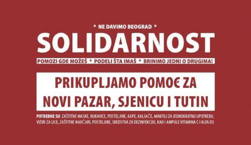 Inicijativa Ne davimo Beograd prikuplja pomoć za Novi Pazar, Sjenicu i Tutin 3